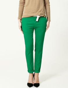 These come in so many bright colors, they might make getting dressed for work more fun $60