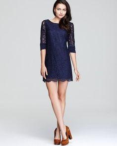 Shoshanna Lace Dress - Patricia at ShopStyle
