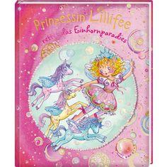Bilderbuch Prinzessin Lillifee rettet das Einhornparadies