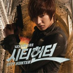 City hunter #Lee Yoon Sung (Lee Min Ho)
