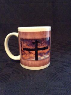 Bob Siemon Design The Passion Of The Christ Isiah 53:5 Religious Coffee Cup Mug #BobSiemonsDesign