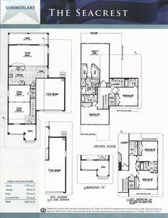 Summerlake Dr Horton Homes Springfield Floor Plan in Winter Garden ...