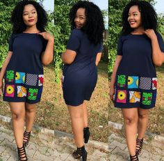Ankara Short Gown Styles, African Print Dresses, African Dresses For Women, African Attire, Dress Styles, Short Dresses, African Fashion Ankara, Latest African Fashion Dresses, African Print Fashion