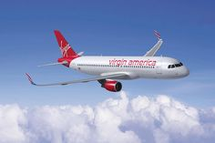 Airbus : Virgin America n'est plus aussi pressée - Air & Cosmos Travel Flights, Travel Deals, Virgin America Airlines, Cosmos, Aviation News, Virgin Atlantic, Alaska Airlines, Urban Bike, Deal Sites