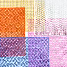 【新宿店】レーザー加工技術を駆使して作られた、信じられないほど美しく繊細な折り紙『千代切紙』が入荷し…についての反応をまとめた画像詳細ページです。