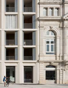 Foster + Partners, Nigel Young · La Porte Romaine