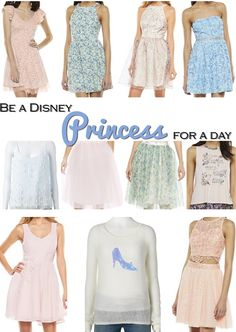 Kohl's + Disney= LC by Lauren Conrad Cinderella Collection! girly, whimsical and carefree