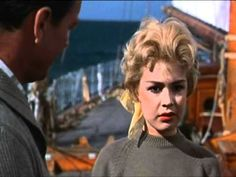 I love this outfit Sandra Dee wears in A Summer Place. I've been trying to find a picture of it but all I can find is this clip.