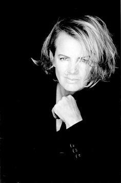 Starke Frau: Jil Sander, fotografiert von Peter Lindbergh