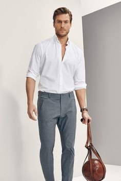 Jason Morgan for Massimo Dutti - NYC Limited Collection