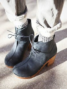 Free People I'm With A Dreamer Clog Boot, $149.95