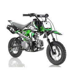 Crossipyörä 110cc; Apollo Motors Kiddy | Rellunkulma.fi verkkokauppa