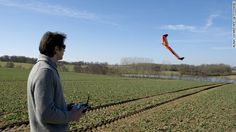 Farming Drones | Soon, real farming could be as easy as online farming games. Time ...
