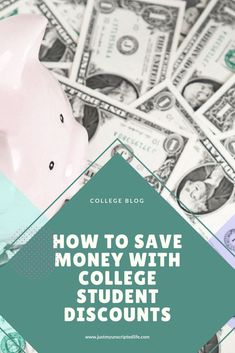 Wondering how to put your student ID to good use? There are ways to save money by simply using your student ID at local restaurants, stores, and businesses. Read here for a complete list of places that offer college student discounts #savingmoney #college