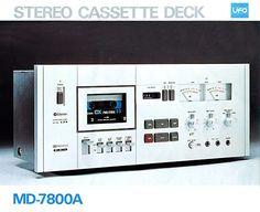 Clarion MD-7800A www.1001hifi.com