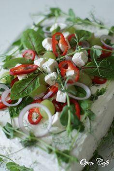Tzatziki, Caprese Salad, Cheesecakes, Feta, Sandwiches, Baking, Easter, Bakken, Easter Activities