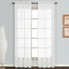 Monte Carlo Extra Long Length Sheer Panel Pairs