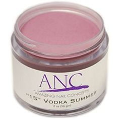 ANC Dip Powder Amazing Nail Concepts 2 oz  #FootHandNailCare