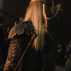 Legolas-Thranduil. Too much beauty in one place. Lee's smile is prettier than my whole body.