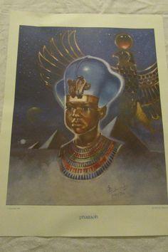 King Tutankhamen Tut the Child Pharoah  Pharoah by by LOculture
