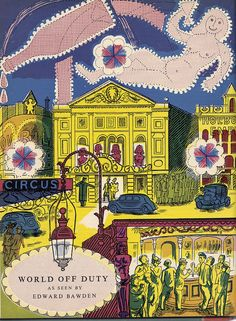 The World Of Pleasure, 1947 | Edward Bawden