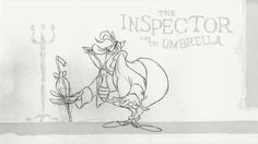 Mael Gourmelen: The Inspector and the Umbrella by Jamaal Bradley. Mael Gourmelen is a former student of Goeblins in France.  He is a fantastic animator and this is a segement of his current short filme he is allowing me to showcase.  There will be more to come.