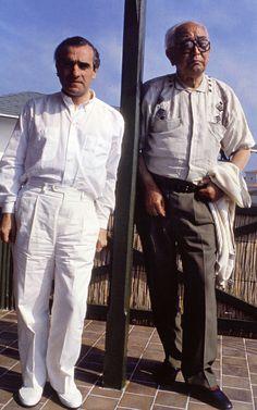 Martin Scorsese, Akira Kurosawa.