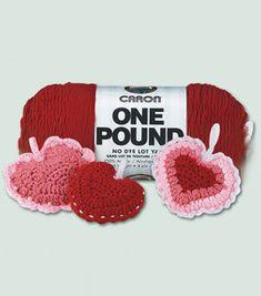 Valentine's Hearts Crochet Patterns - Free Crochet Sachet and Little Hearts Patterns