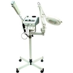 Alvida 3-in-1 Multi-Function Facial Beauty Machine / Steamer + MagLamp + High Frequency 450.00