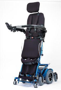 Power Standing Wheelchair - Draco