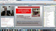 Etiopatogénesis De Las Enfermedades Perimplantares con Dr. Andres Duque.