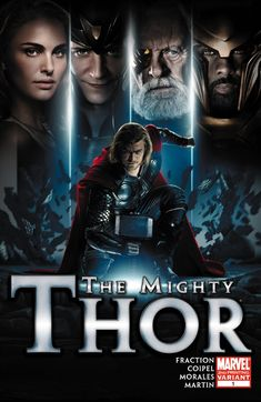 The Mighty Thor #1 by Matt Fraction
