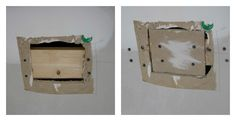 patch sheetrock or drywall