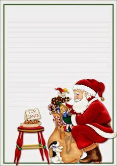 How to line envelopes. Christmas Frames, Christmas Paper, Christmas Pictures, Christmas And New Year, Vintage Christmas, Christmas Cards, Muji Stationery, Stationery Paper, Christmas Stationery