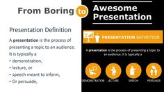 How to Use Icons to Turn a Mind-Numbingly Boring PowerPoint Presentation into an Awesome One