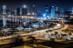 Luanda, Angola, W. Africa.