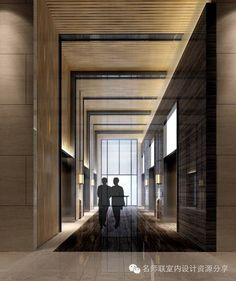 modern lift lobby guestroom - Google Search