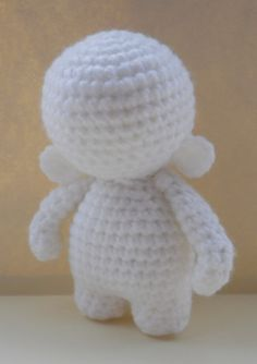 My crochet version, not quite perfected yet.