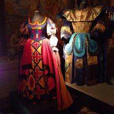 La Fondazione #Cerratelli conserva una collezione di oltre 600 #costumi teatrali disegnati da Emanuele #Luzzati