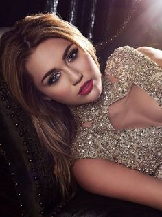 Miley Cyrus Racy Photo Shoot | Miley Cyrus Photoshoot for the Beauty Book For Brain Cancer ...