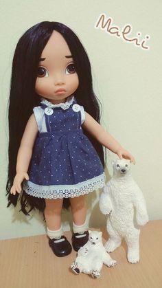 MaLii : Disney Animators' Collection Pocahontas Doll - 16''