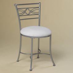 Vanity Stool Bench Seat Chair Bedroom Furniture Wood Bathroom Ottoman Accent  #HiIllFurniture