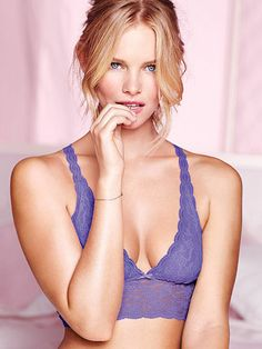 The Lacie Bralette oh lala!