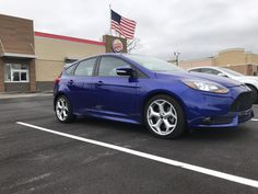 Just joined the family! 2013 Focus ST2 #Ford #cars #car #FordGT #focus #fiesta #auto #F150