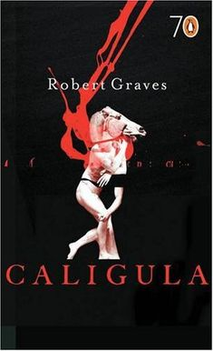 Caligula, Robert Graves (design by Tony Lyons) Book Cover Art, Book Cover Design, Book Design, Book Art, Book Covers, Books To Buy, I Love Books, Good Books, Books To Read