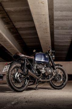 Top Custom BMW Motorcycles of 2015 - Wunderlich America Complete Your BMW Custom Bmw, Custom Cafe Racer, Cafe Racer Bikes, Custom Bikes, Cafe Racers, Bike Bmw, Moto Bike, Scrambler Motorcycle, Bmw Motorcycles