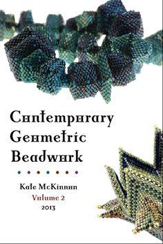 Kate McKinnon Design — Pre-Order for Contemporary Geometric Beadwork, Vol. II