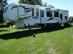 Our Home, 2010 Road Warrior Toy Hauler Fifth Wheel