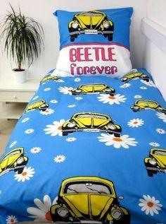 VW beetle bedding
