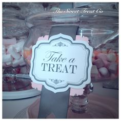 The Sweet Treat Co Candy Bar at Luttrellstown Castle, Ireland. Vintage Candy Buffet, Buffets, Confectionery, Wedding Events, Ireland, Sweet Treats, Castle, Bar, Sweets